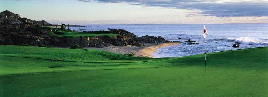 Breathtaking views from the Ocean Course...